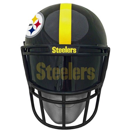 Pittsburgh Steelers NFL Fan Mask - No Size (Saints Steelers Halloween)