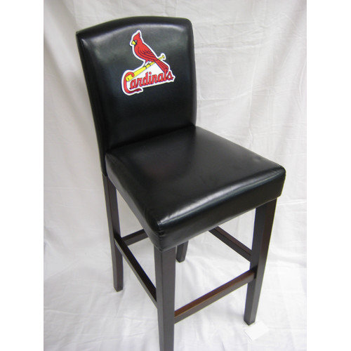 Imperial MLB Bar Stool with Cushion (Set of 2)