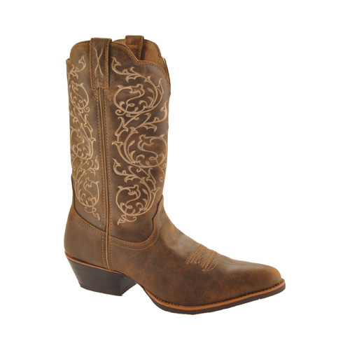 "Women's Twisted X Boots Western 12"" R Toe Cowgirl Boot"