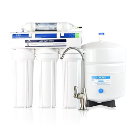 APEX XGRO Series Undersink Reverse Osmosis Water Filtration Systems XG