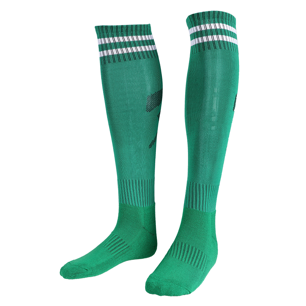 Yosoo 1 Pair Breathable Anti-Slip Over-knee Socks for Outdoor Soccer Football Hiking Sports, Soccer Socks, Football Socks