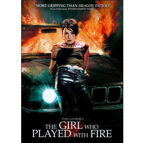 The Girl Who Played With Fire (Swedish) (Widescreen)