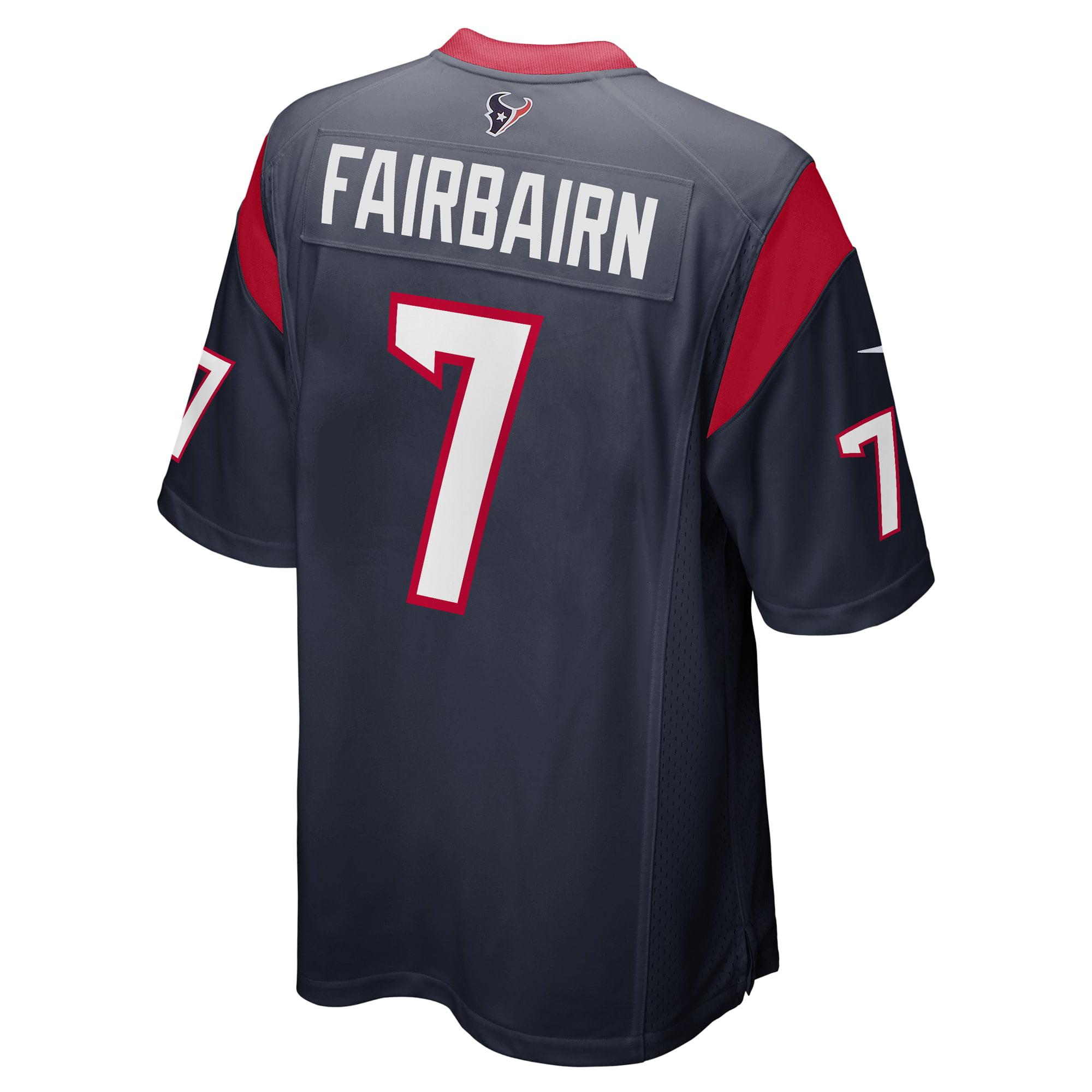 Ka'imi Fairbairn Houston Texans Nike Game Jersey - Navy