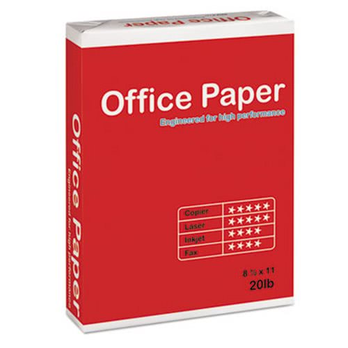 Soporcel Multipurpose Copy Paper, 8-1/2 x 11, White, 5000 Sheets (SNAOFP1120)