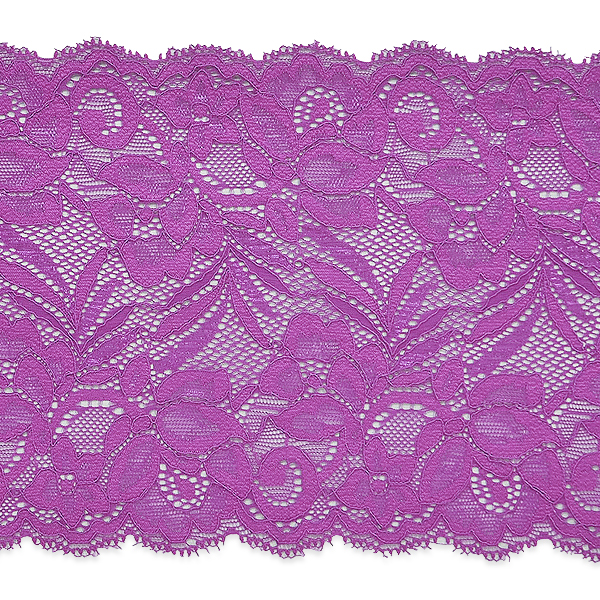 "Expo Int'l 5 Yards of Brea 5 1/2"" Stretch Raschel Lace Trim"