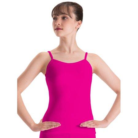 4764f4a86399 Cheer Kids by Motionwear - Cheer Kids Girl's Camisole Dance Tank Top  Intermed PINK - Walmart.com