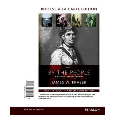 By The People   Revel  Books A La Carte Edition