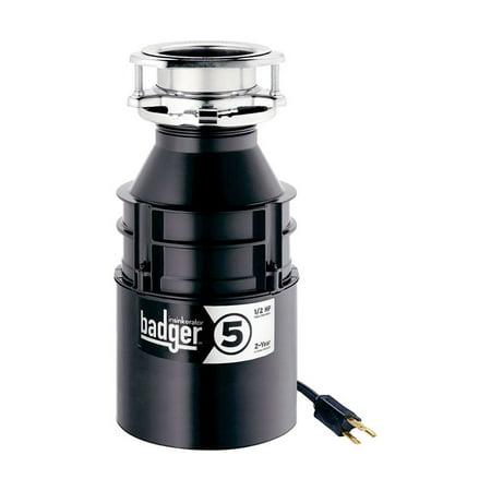 InSinkErator Badger 1/2 hp Garbage Disposal
