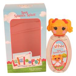 - Lalaloopsy by Marmol & Son Eau De Toilette Spray (Spot Splatter Splash) 1.7 oz