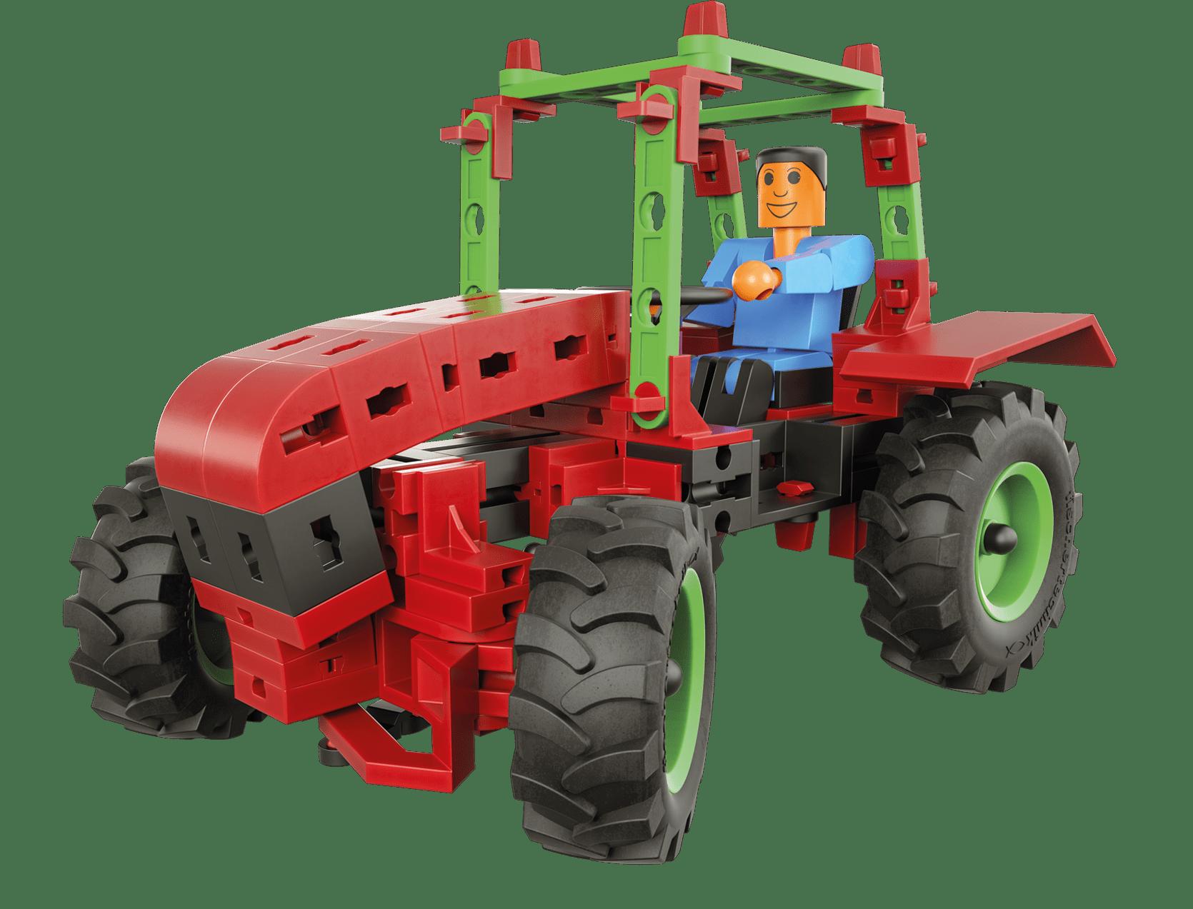 Fischertechnik Advanced Tractors Walmart Com