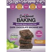 ZenSweet Dark Chocolate Brownie Almond Flour Mix 11.25 oz