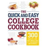 The Quick and Easy College Cookbook - eBook
