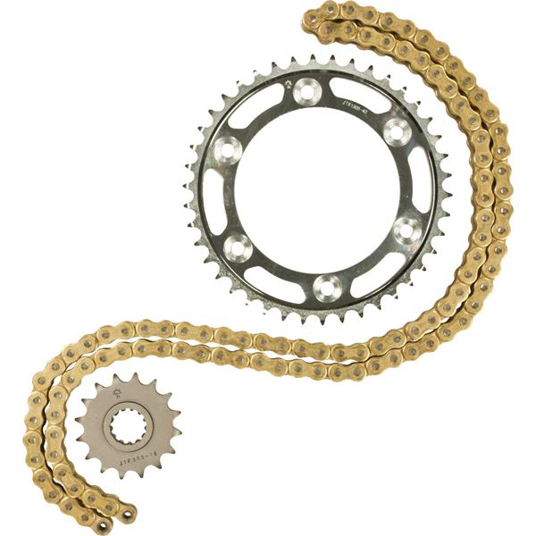 D.I.D 525ZVM-X Chain And Sprocket Kit - KAWI NINJA ZX-10R 2006 - 2007