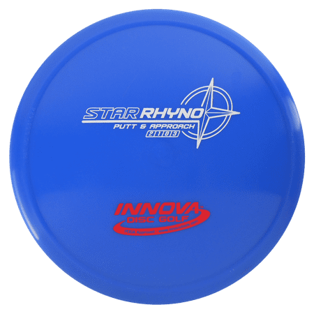 Innova Star Rhyno 165-169g Putt & Approach Golf Disc [Colors may vary] - 165-169g