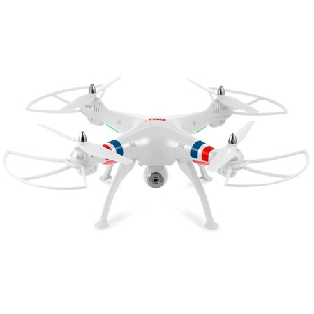 Syma X8C 2.4Ghz 6-Axis Gyro RC Quadcopter Drone UAV RTF UFO 2MP HD Camera