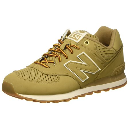 reputable site a55ac ec82a New Balance ML574HRF : Men's 574 Outdoor Boot Sneakers linseed (10.5 D(M)  US)