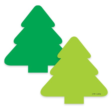 Tree Two-Color Calendar Cut-Out (4903), Cardstock, reversible, two-color cut-outs are great for crafts, holiday and seasonal decorating, memory games, patterning.., By Creative Teaching Press - Calendars For Sale