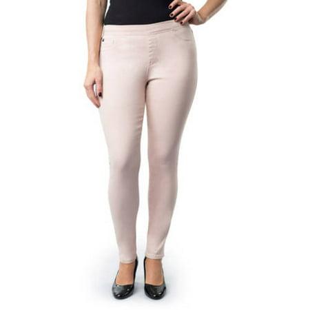 e9b9b038e29 Jordache - Women s Plus-Size Pull-On Jeggings - Walmart.com