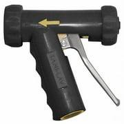 Sani-Lav Water Nozzle, Black N8B