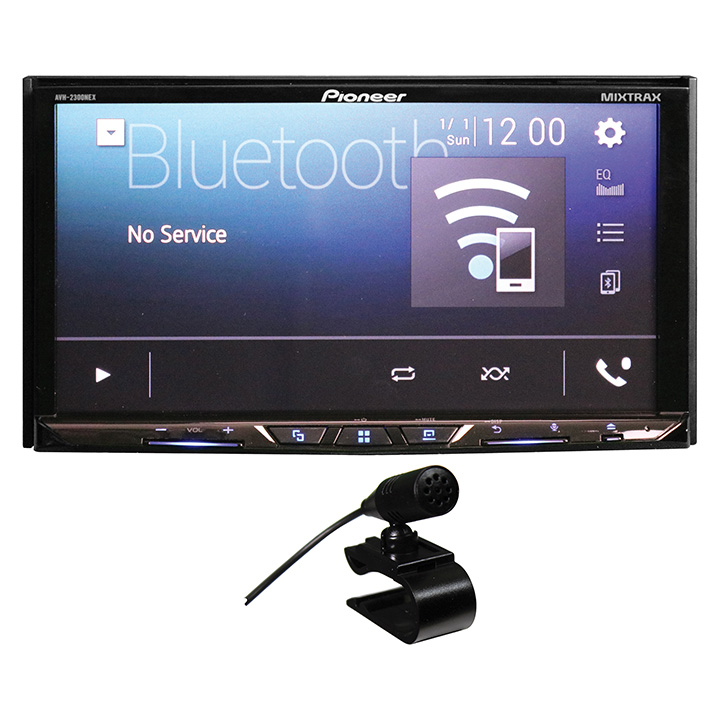 """Pioneer AVH-2300NEX 7"""" Double-DIN In-Dash NEX DVD Receiver with Bluetooth, Apple... by Pioneer"""