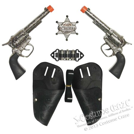Western Cowboy Playset - Halloween Playsuit