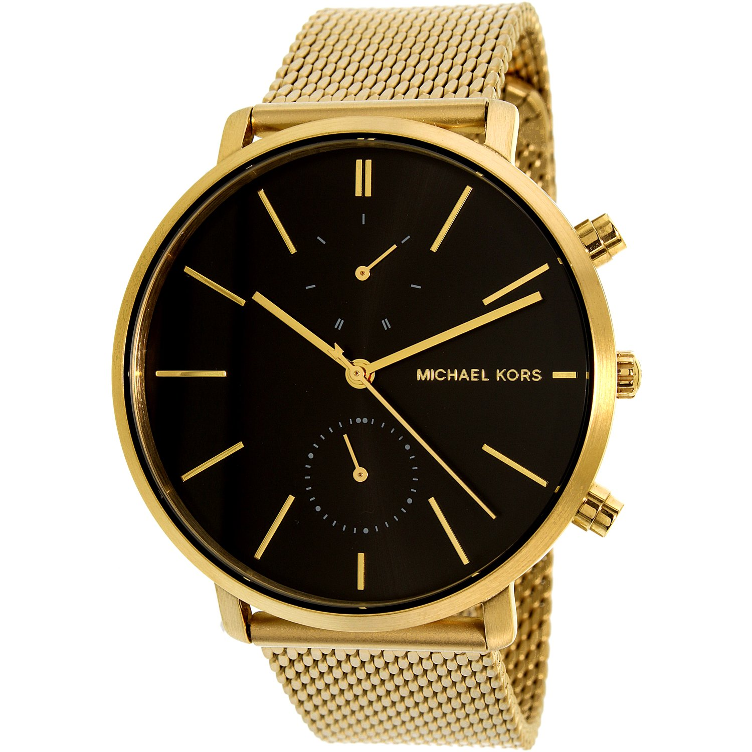 2d871e2eab86 Michael Kors Men s Jaryn MK8503 Gold Stainless-Steel Quartz Dress Watch