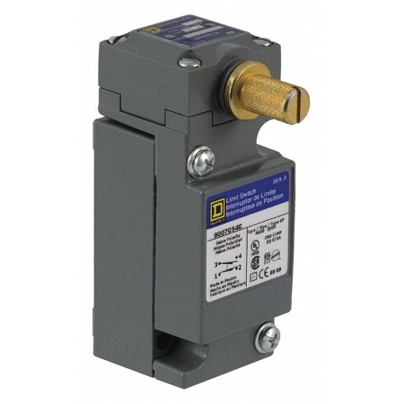- Square D Heavy Duty Limit Switch   9007C54N2