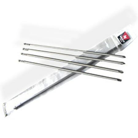 10 piece 12 super long phillips screwdriver bit set. Black Bedroom Furniture Sets. Home Design Ideas