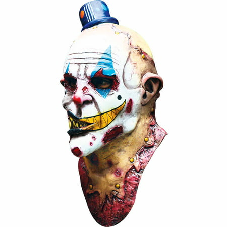 Mime Zack Adult Mask Halloween Costume Accessory](Mime Mask)