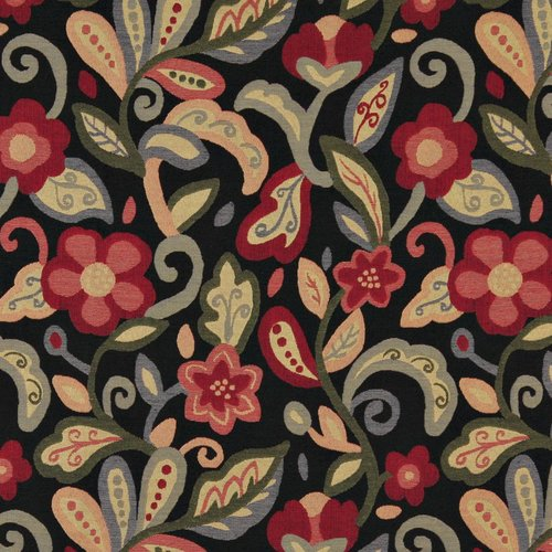 Wildon Home  Floral Fabric