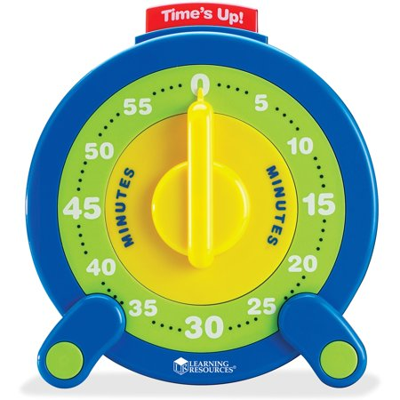 Learning Resources 60-minute Jumbo Timer