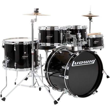 - Ludwig Junior Outfit Drum Set