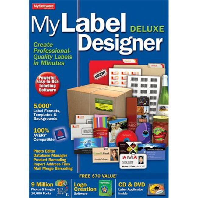 Mylabel Designer Deluxe (Email Delivery)