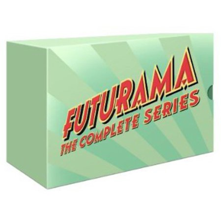 Futurama  The Complete Series Giftset