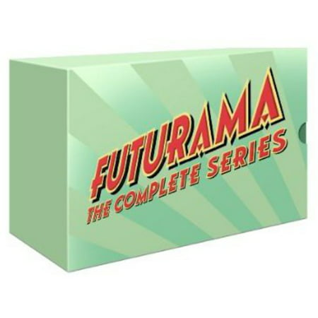 Futurama Halloween Special (Futurama: The Complete Series)