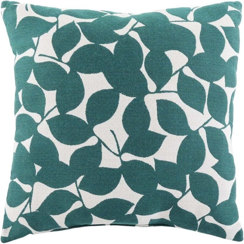 Surya Magnolia Indoor/Outdoor Pillow
