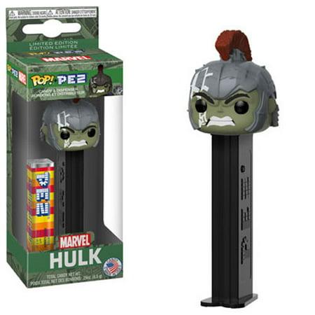 Funko POP! PEZ Dispenser - Marvel S1 - HULK ()