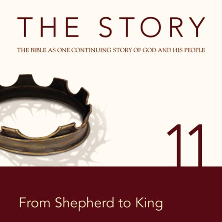 The Story Audio Bible - New International Version, NIV: Chapter 11 - From Shepherd to King -