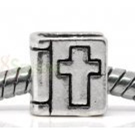 Bible Charm Bead. Compatible With Most Pandora Style Charm Bracelets.