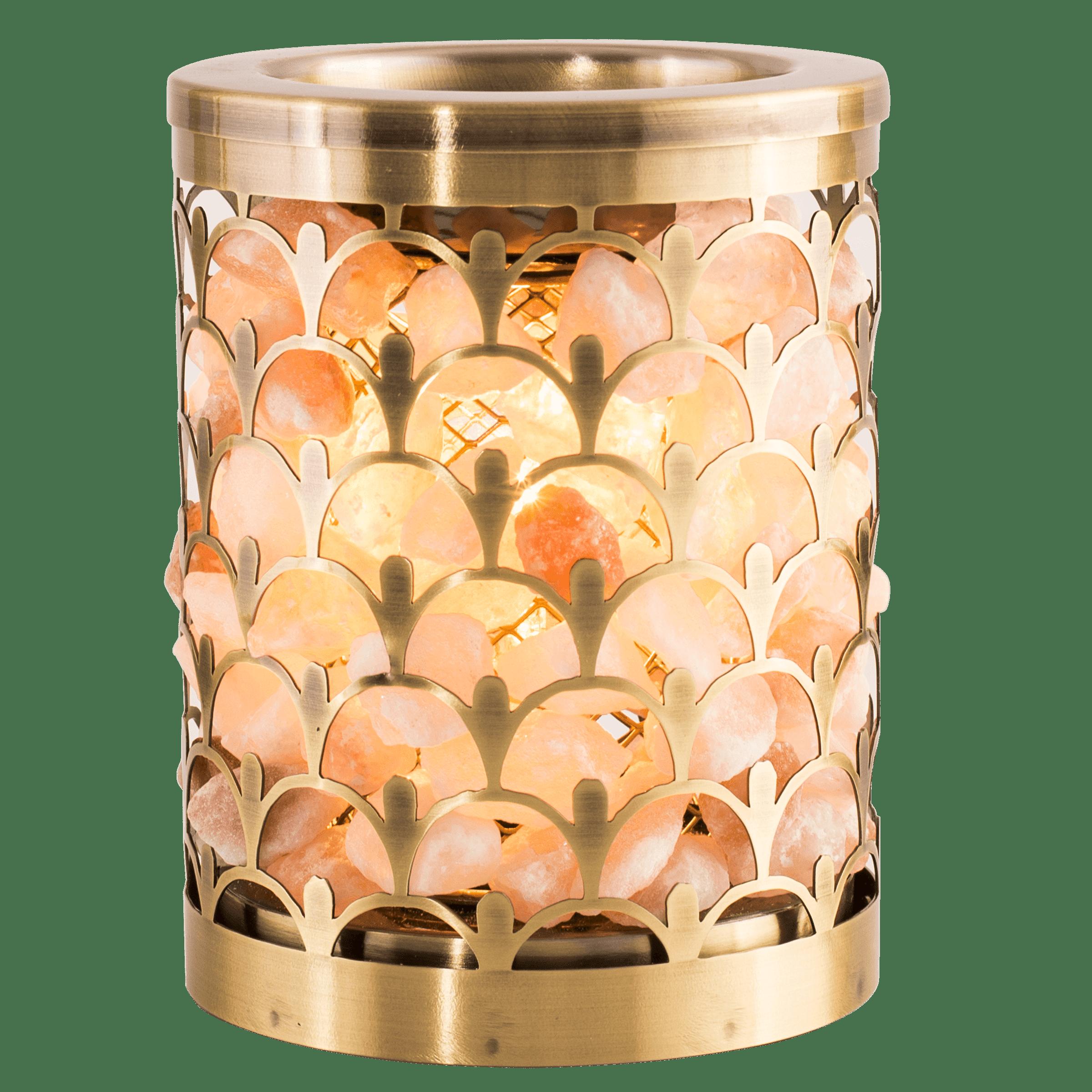ScentSationals Sienna Full-Size Himalayan Salt Wax Warmer