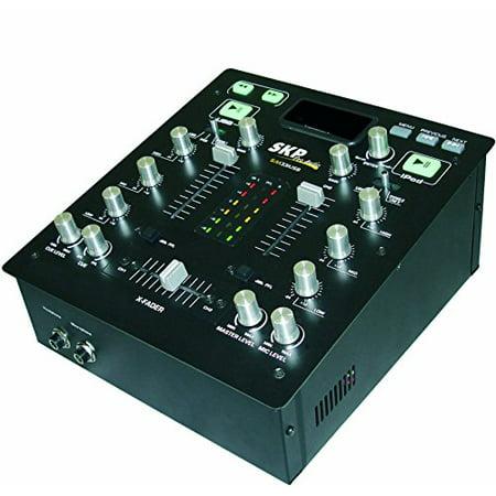skp pro audio sm 33i usb dj mixer with usb portable player input. Black Bedroom Furniture Sets. Home Design Ideas