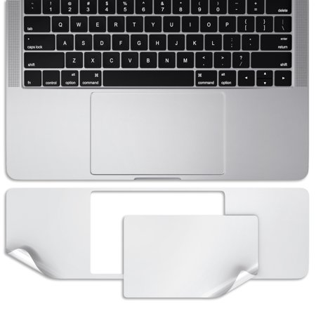 Kuzy - MacBook Pro 15 Case 2016, A1707 Palmrest & Trackpad Skin Protector (NEWEST Release October 2016) with/without Touch Bar & Touch ID (Best Skin For Macbook Pro 15)