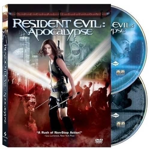 Resident Evil: Apocalypse (Widescreen, Full Frame)