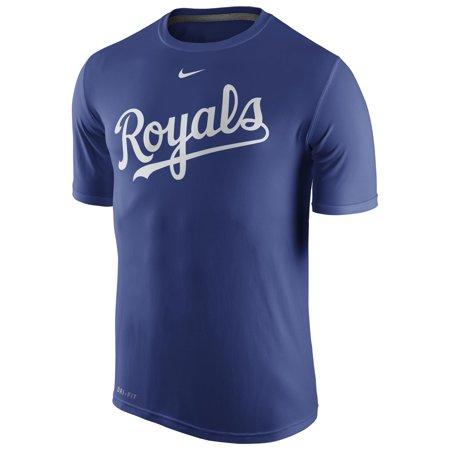 Kansas City Royals Nike Legend Wordmark 1.5 Performance T-Shirt - (The Legends Kansas)