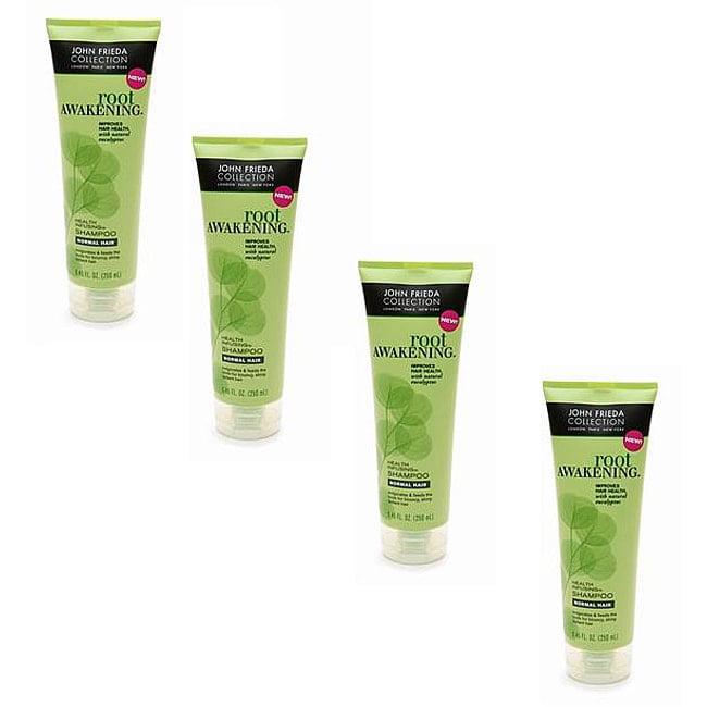 John Frieda Root Awakening Normal Hair Shampoo, 8.45 FL OZ