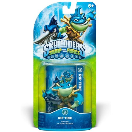 Skylanders SWAP Force: Rip Tide Chara](Skylander Crusher)