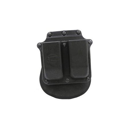 Fobus Roto Double Magazine Pouch, Glock 9& 40, H&K 9&40 by Fobus