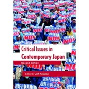 Critical Issues in Contemporary Japan (Paperback)