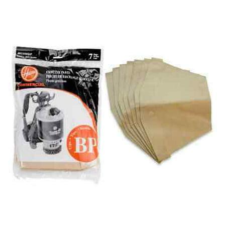 Genuine Hoover Style BP Vacuum Cleaner Bags C2401 Backpack, Royal RY4001 OEM Vac [4 Loose Bags]