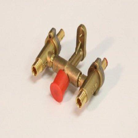 Broilmaster B076790 Valve  Manual Gas Dual